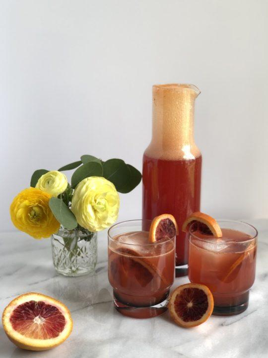 pinterest aperol punch